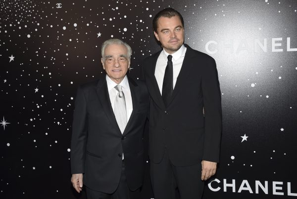 The house of Chanel honours Martin Scorsese at Museum of Modern Art's Film Benefit in New York
